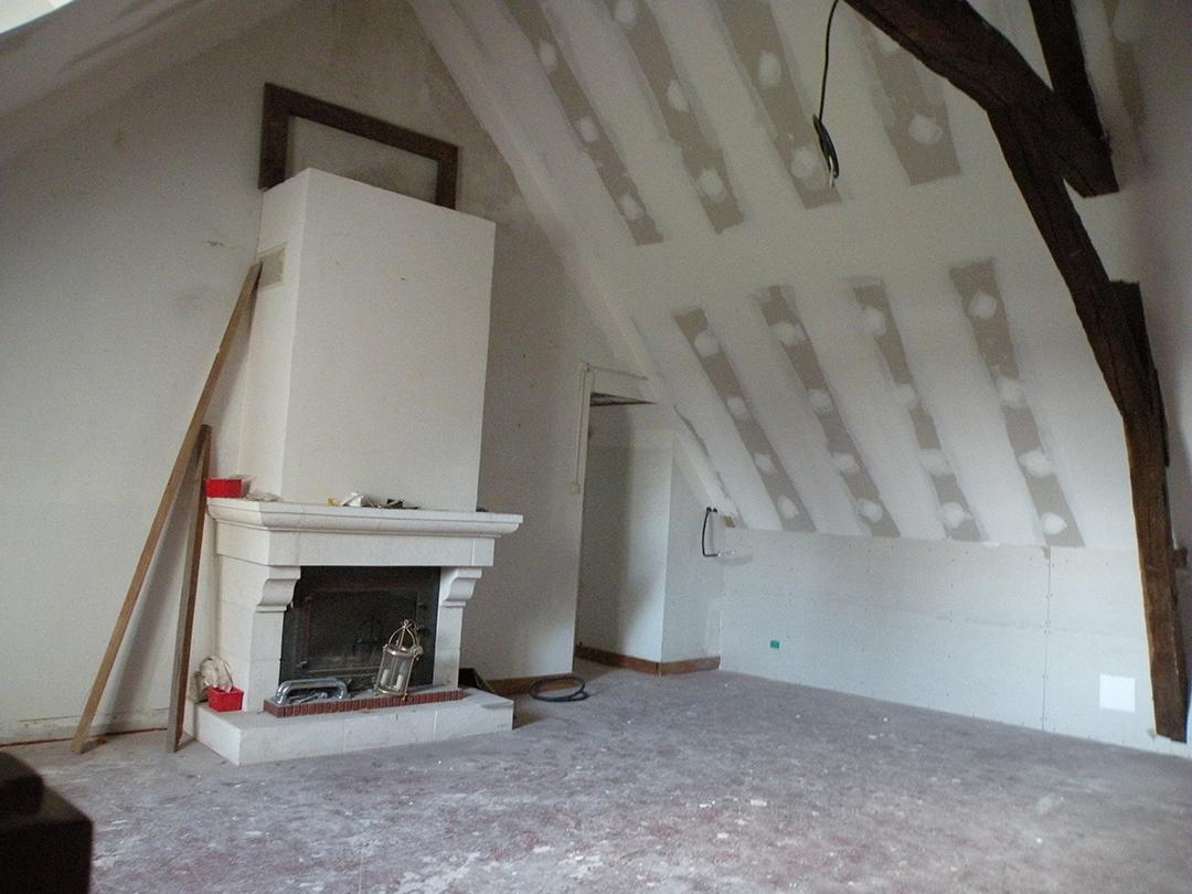 isolation thermique phonique am lioration acoustique borjon piron. Black Bedroom Furniture Sets. Home Design Ideas